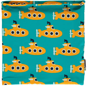 Maxomorra Scarf Tube Classic Submarine,little-tiger-togs.