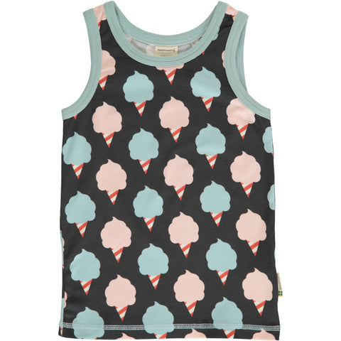 Maxomorra Tanktop Sweet Cotton Candy