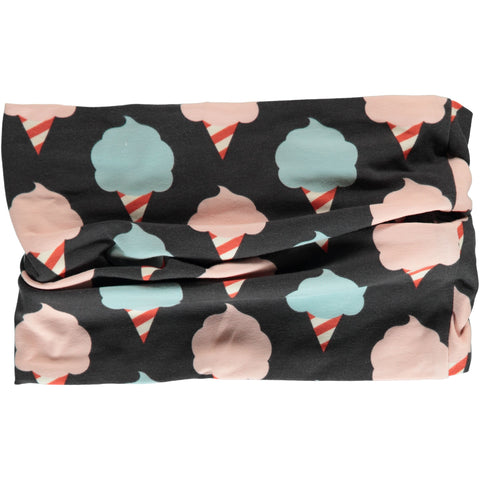 Maxomorra Scarf Tube Sweet Cotton Candy