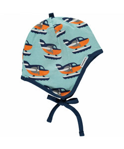 Maxomorra Hat Helmet Sea Plane - little-tiger-togs