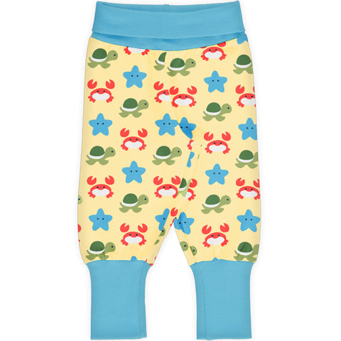 Maxomorra Pants Rib Beach Buddies