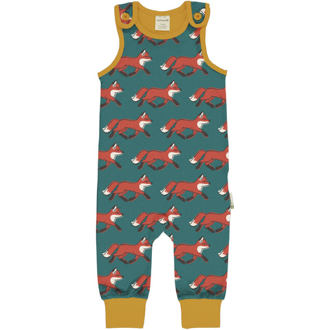Maxomorra Playsuit Fox