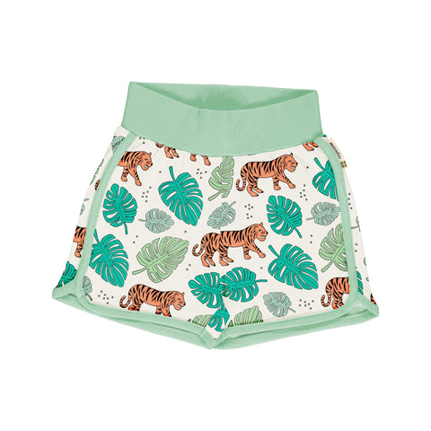 Meyadey Runner Shorts Tiger Jungle