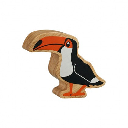 Lanka Kade Natural Coloured Toucan - little-tiger-togs