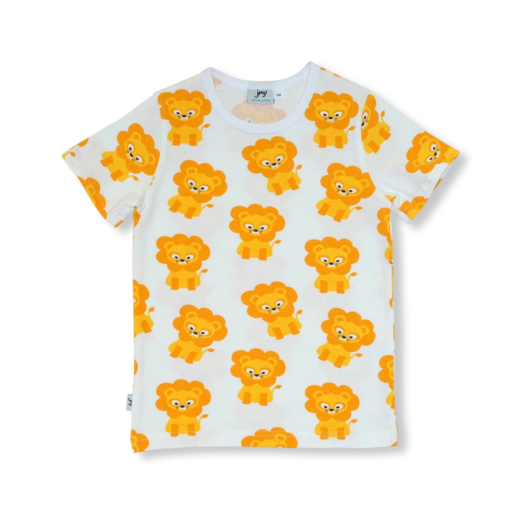 JNY T-Shirt SS Lion - little-tiger-togs