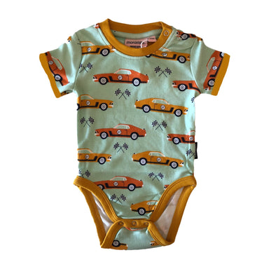 Moromini Bodysuit SS 70's Dream,little-tiger-togs.