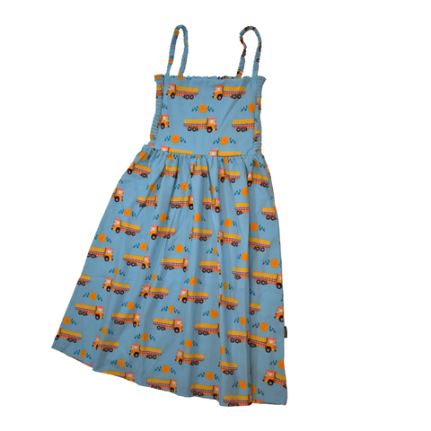 Moromini Sun Dress Honk,little-tiger-togs.