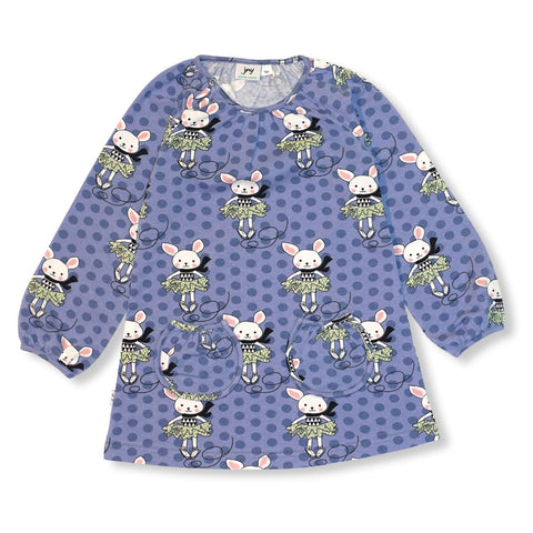 JNY Tunic LS Skating Bunny - little-tiger-togs