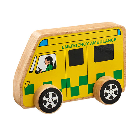 Lanka Kade Ambulance - little-tiger-togs