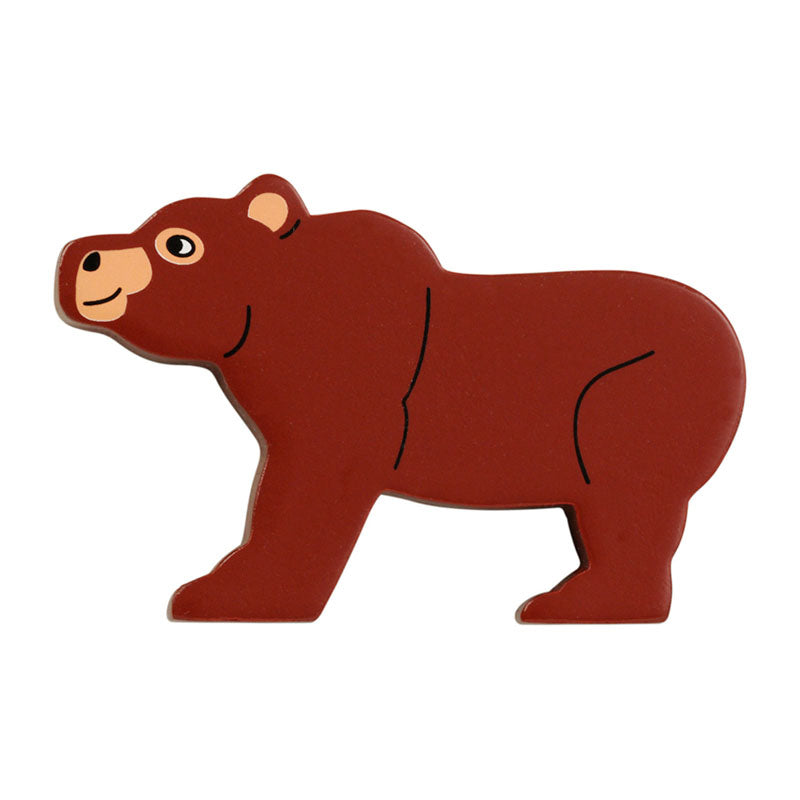 Lanka Kade Painted Brown Bear - little-tiger-togs