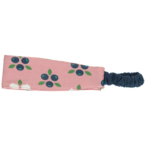 Maxomorra Hairband Blueberry Blossom