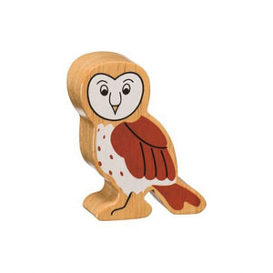 Lanka Kade Natural Coloured Owl - little-tiger-togs