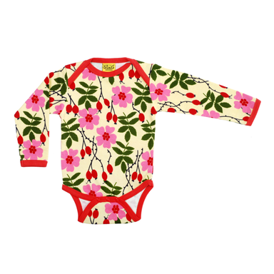 DUNS Sweden Body LS Rosehip,little-tiger-togs.