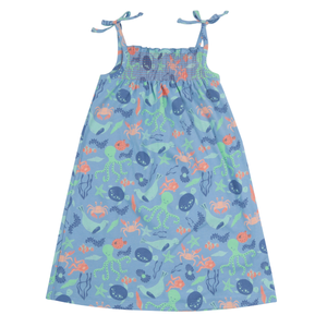 Piccalilly Summer Dress Save Our Seas