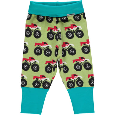 Maxomorra Pants Rib Monster Truck - little-tiger-togs