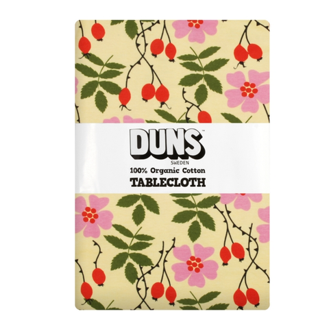 DUNS Sweden Table Cloth Rosehip