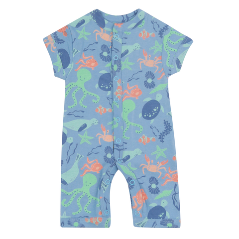 Piccalilly Shortie Romper Save Our Seas