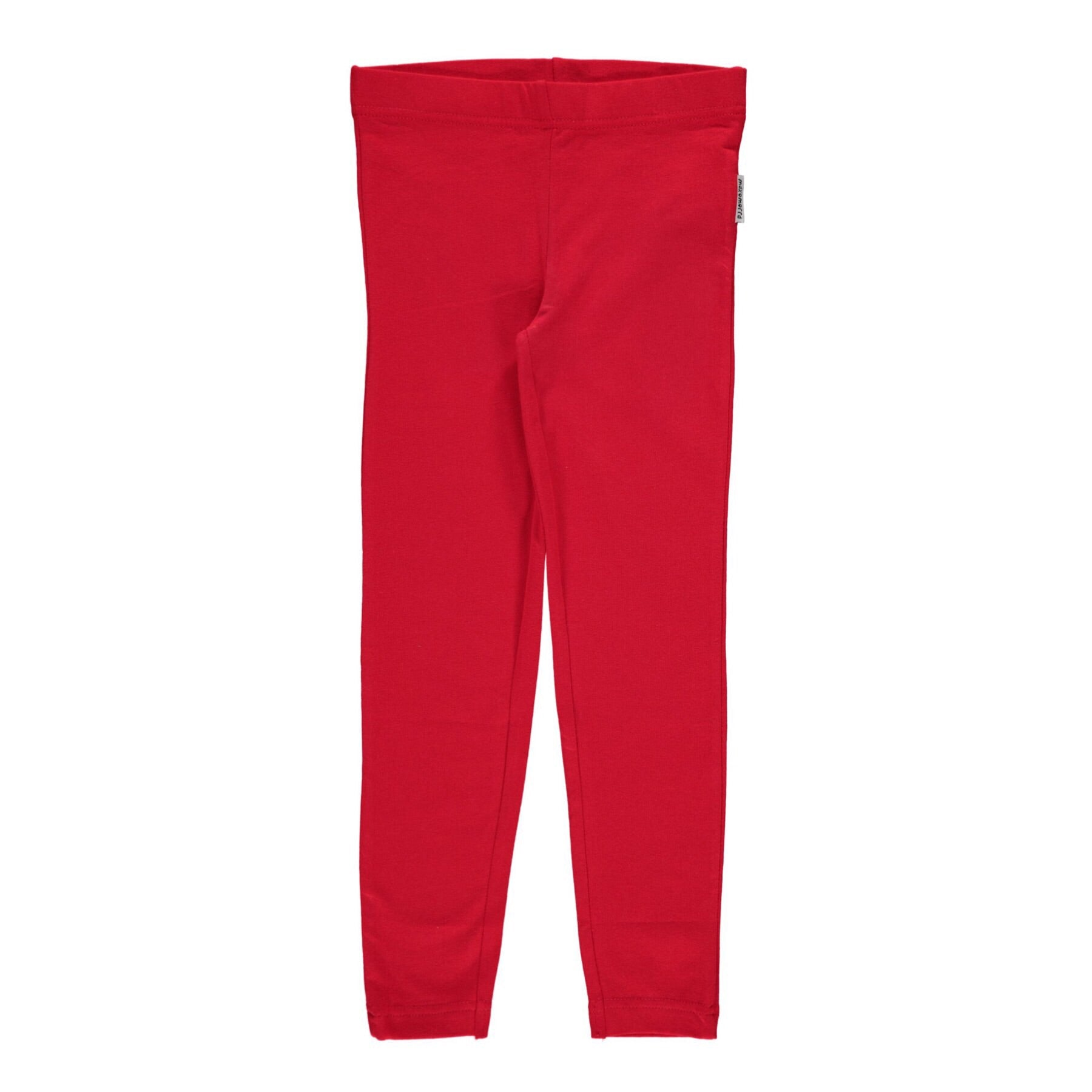 Maxomorra Leggings Red - little-tiger-togs