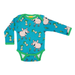 DUNS Sweden Body LS Pig Teal,little-tiger-togs.