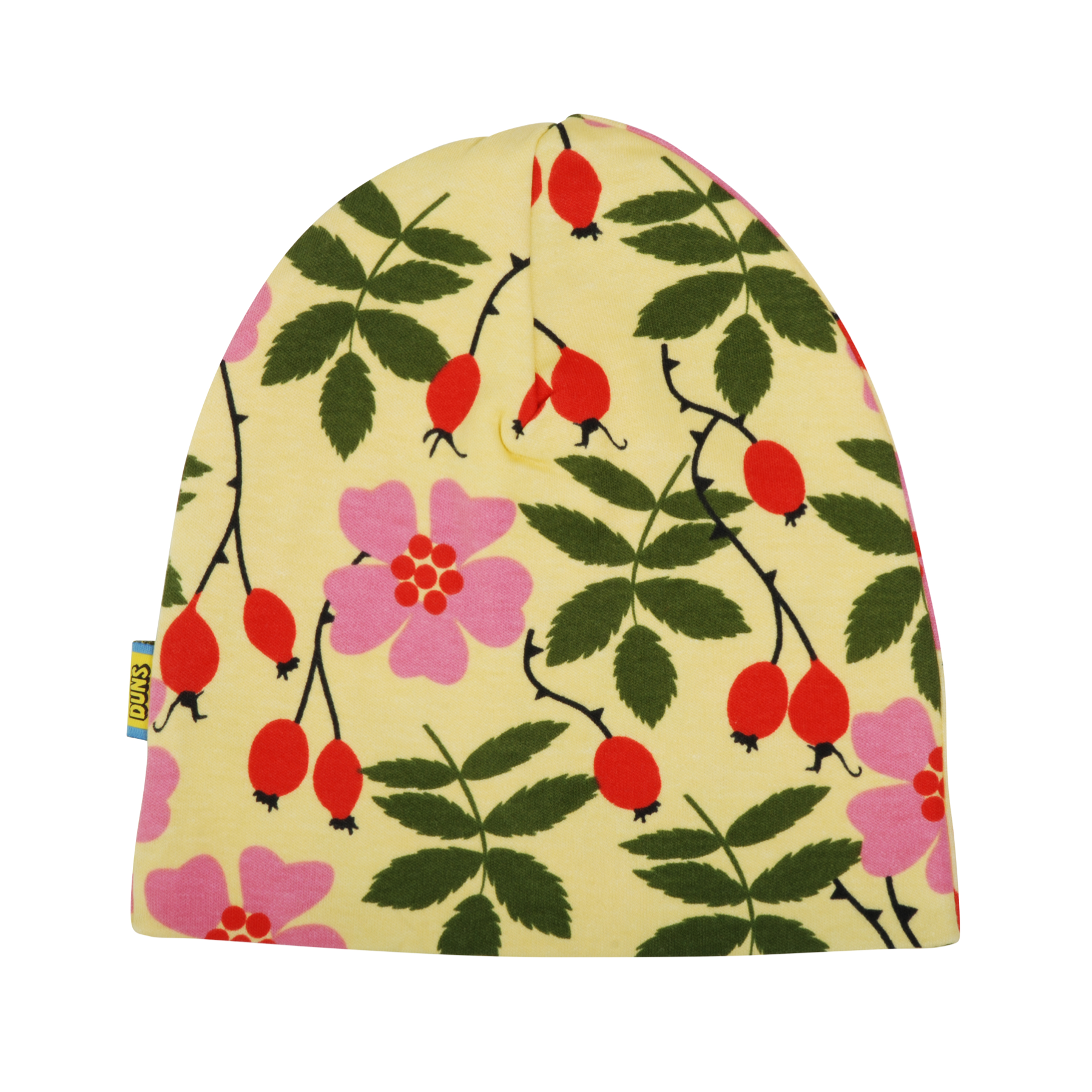 DUNS Sweden Double Layer Hat Rosehip,little-tiger-togs.