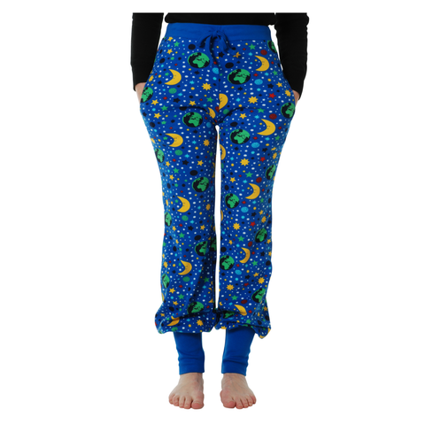 DUNS Sweden Baggy Pants Mother Earth Blue (Adult)