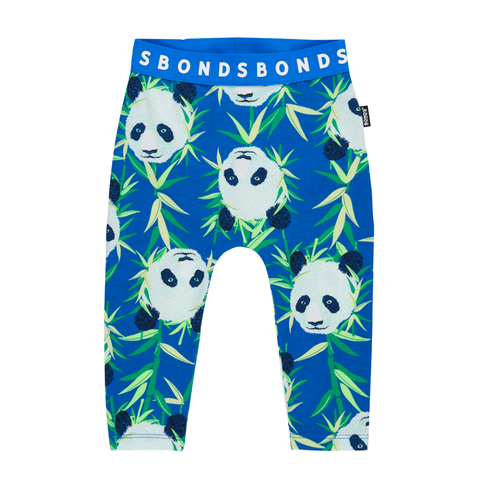 Bonds Stretchies Leggings Peter Panda,little-tiger-togs.