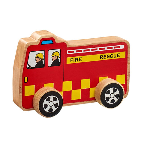 Lanka Kade Fire Engine - little-tiger-togs
