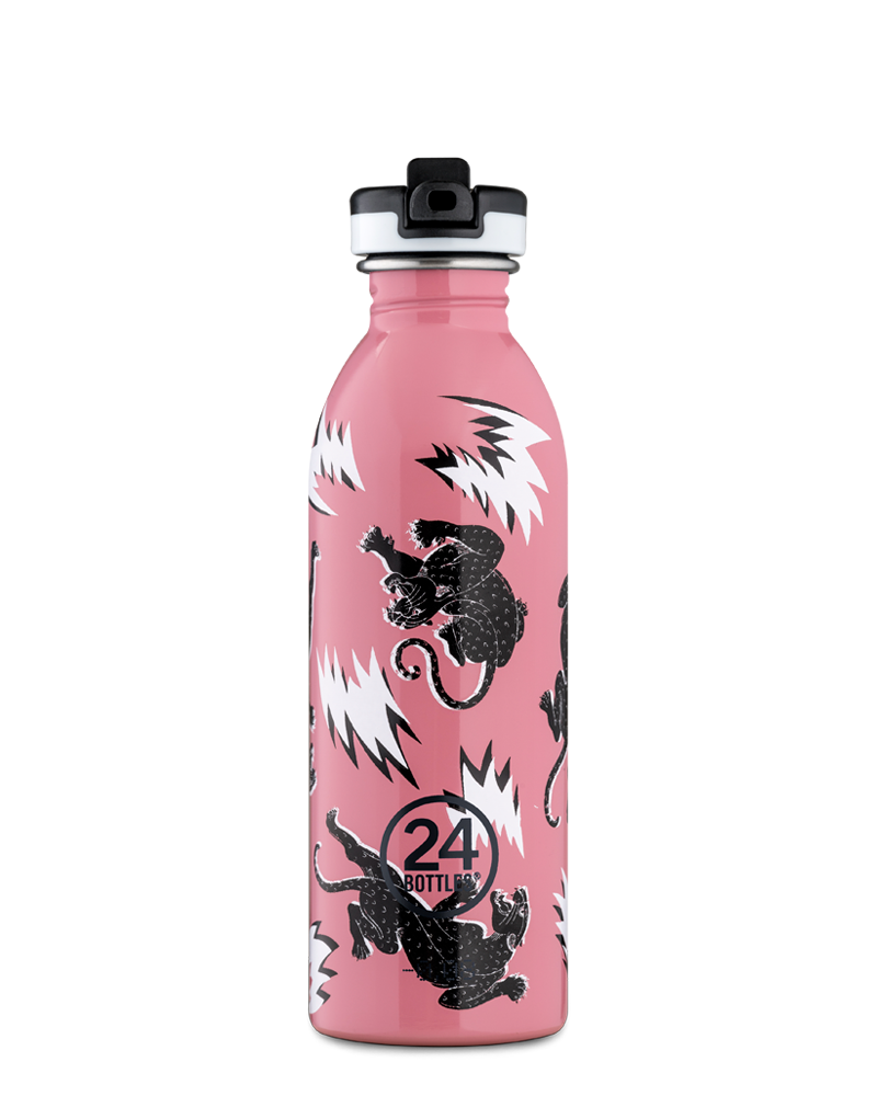 24Bottles Urban Sports Bottle 500ml Wild Tune,little-tiger-togs.