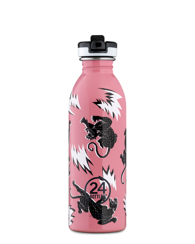 24Bottles Urban Sports Bottle 500ml Wild Tune