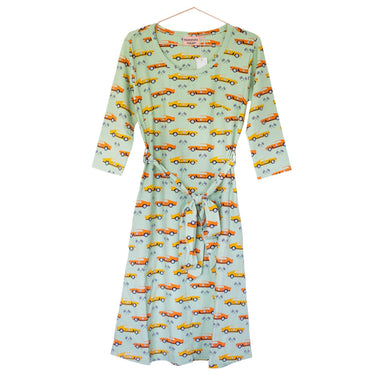 Moromini A-Line Dress 70's Dream (Adult),little-tiger-togs.