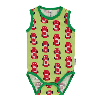 Maxomorra Body Tanktop Sports Car (68) - little-tiger-togs