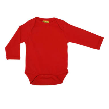 DUNS Sweden MTAF Body LS Red,little-tiger-togs.
