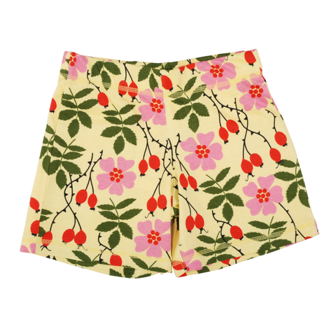 DUNS Sweden Short Pants Rosehip,little-tiger-togs.
