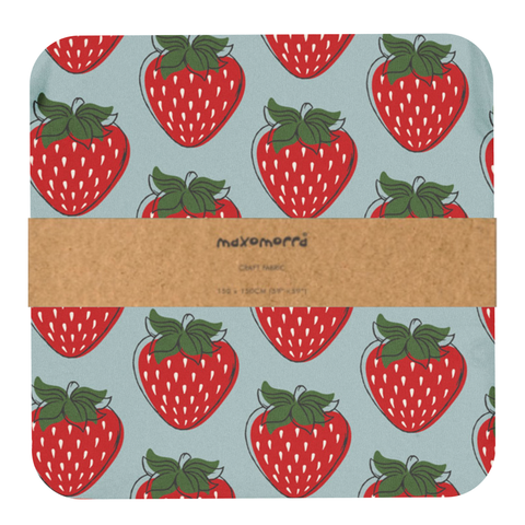 Maxomorra Craft Pack Strawberry