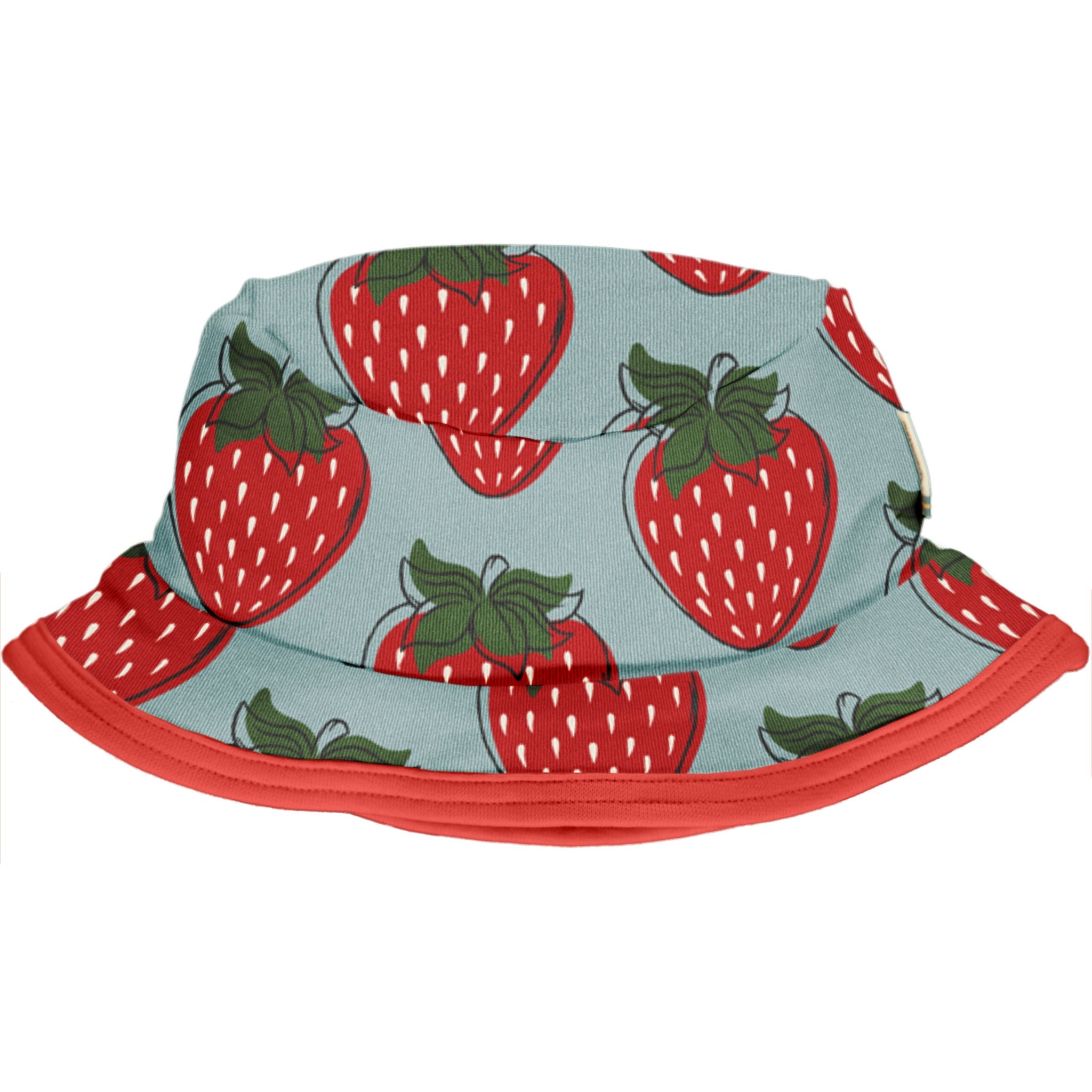 Maxomorra Sun Hat Strawberry