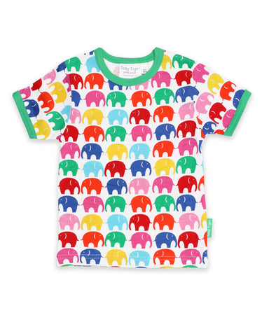 Toby Tiger T-Shirt Multi Elly