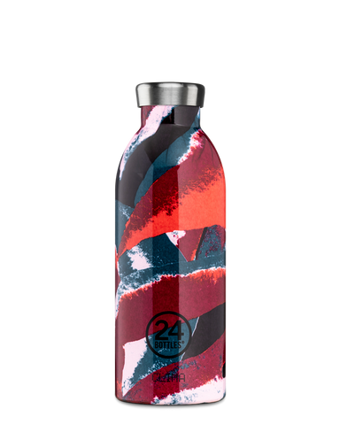 24Bottles Clima Bottle 500ml Flower Flame