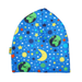 DUNS Sweden Double Layer Hat Mother Earth Blue,little-tiger-togs.