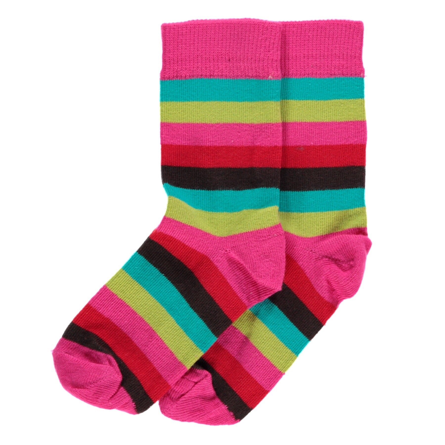 Maxomorra Socks Cerise Mix - little-tiger-togs