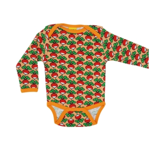 DUNS Sweden Body LS Radish Cantaloupe,little-tiger-togs.