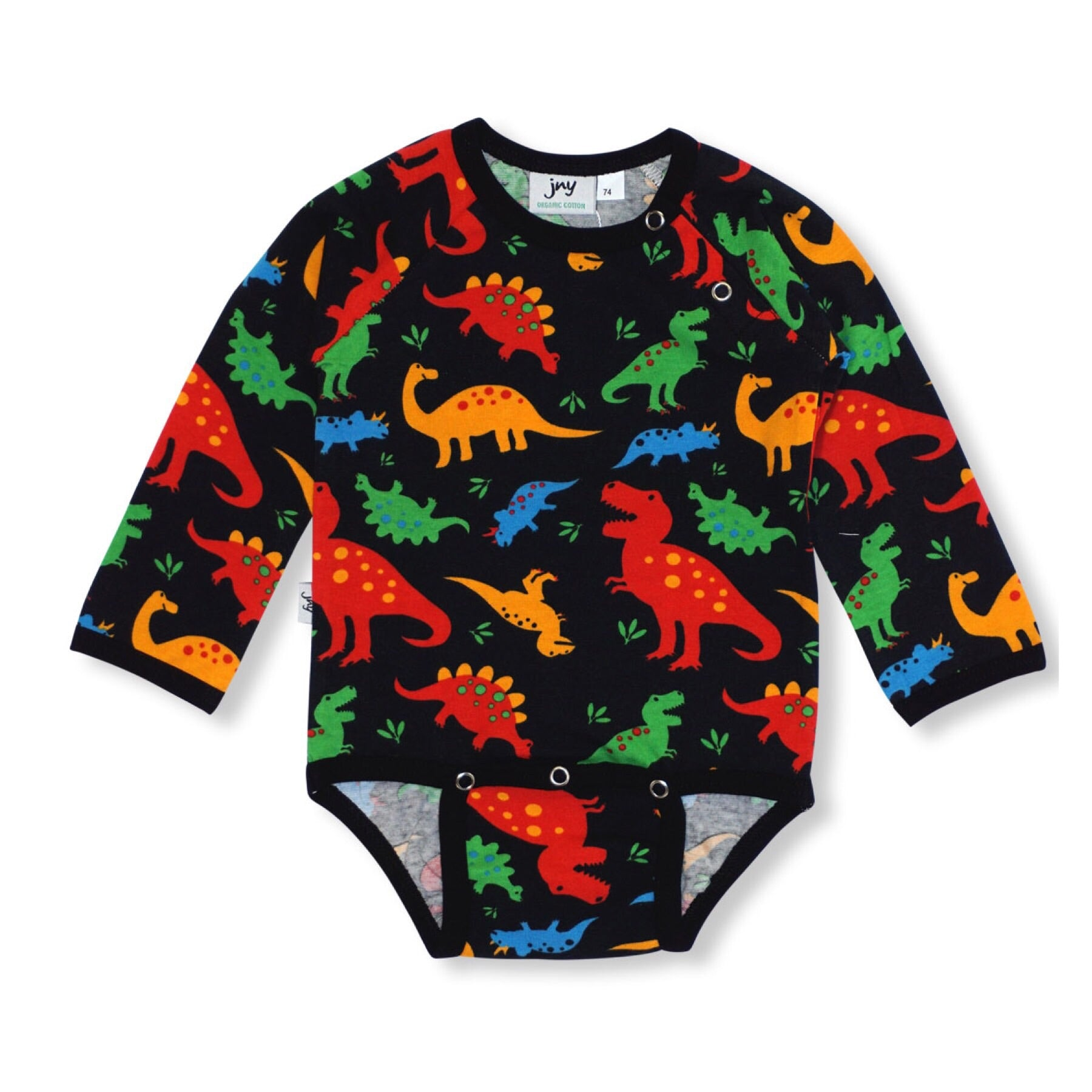 JNY Body LS Dino (80) - little-tiger-togs
