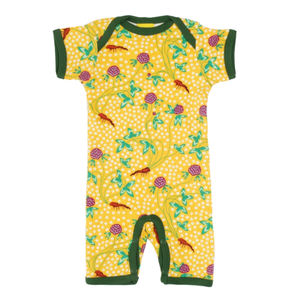 DUNS Sweden Summer Suit Red Clover,little-tiger-togs.