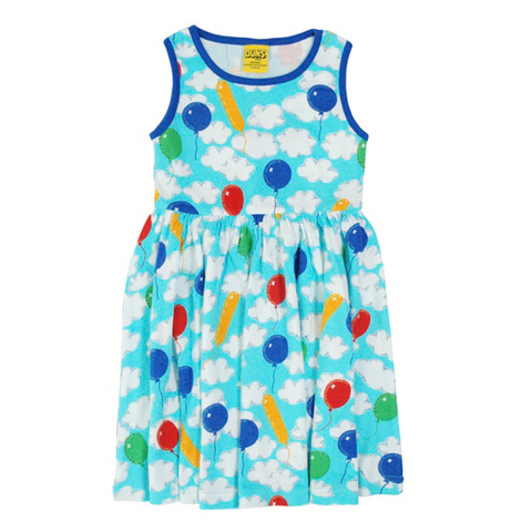 DUNS Sweden Dress Twirly A Cloudy Day