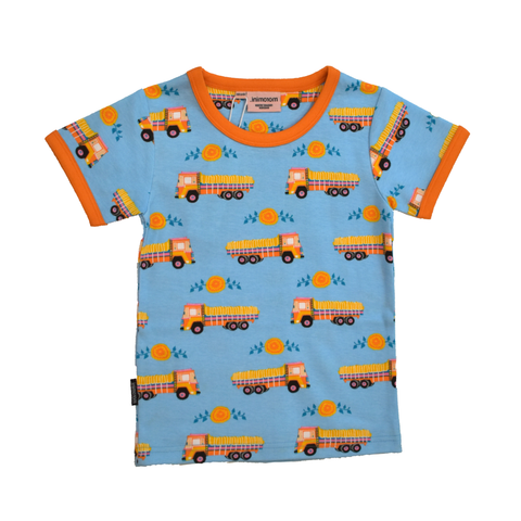 Moromini T-Shirt SS Honk,little-tiger-togs.