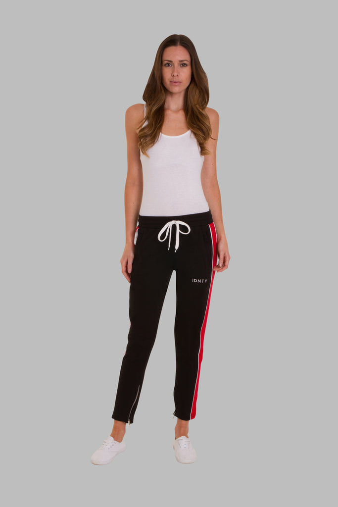 Womens Retro Track Pants - IDNTY Clothing