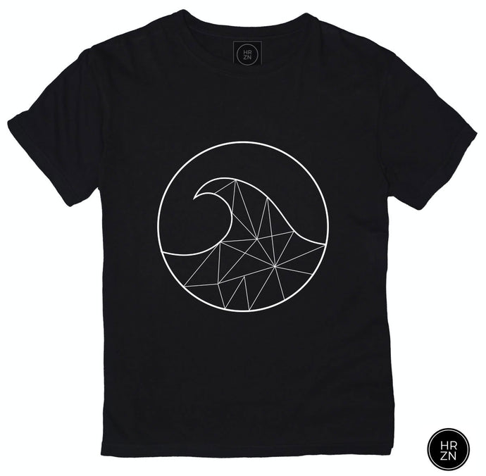 Geometric Waves (Large Print) - HRZN