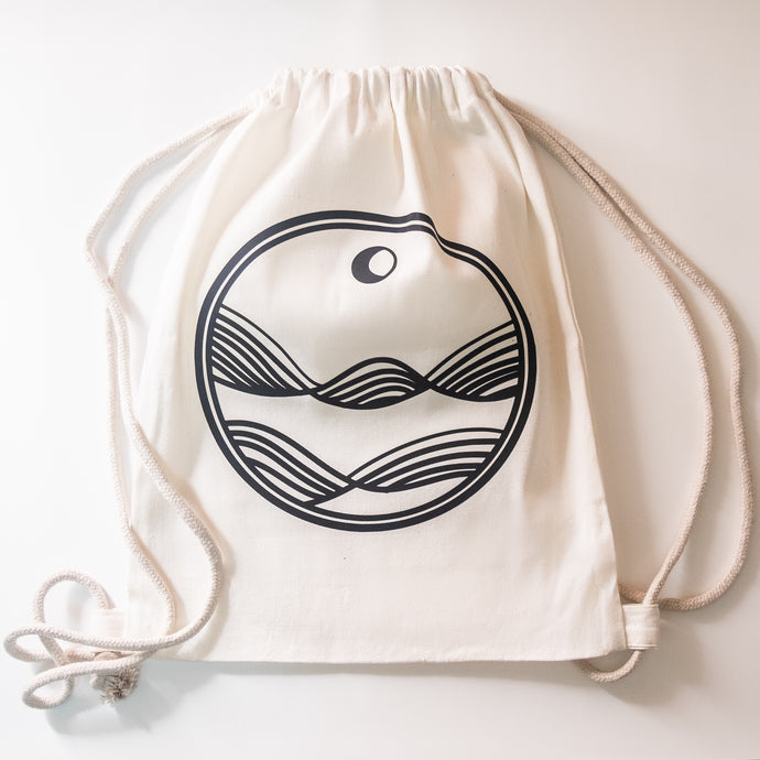 Low Tide Drawstring Bag - HRZN