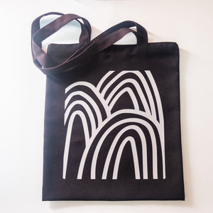 Three Drunk Rainbows Tote Bag - HRZN