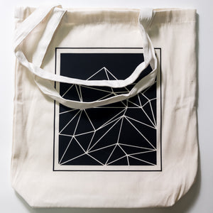 Vertices Tote Bag - HRZN