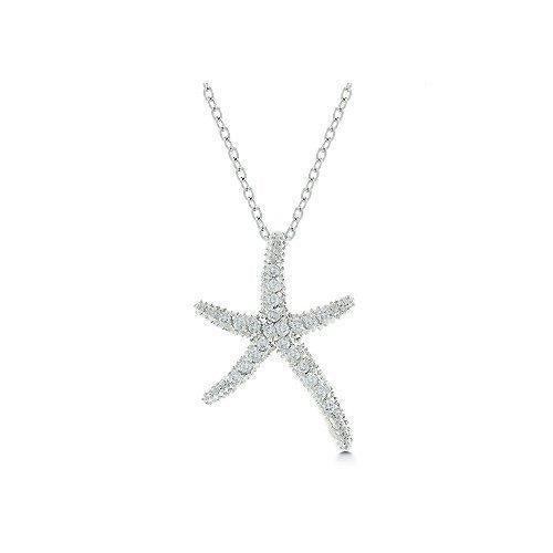 Starfish Necklace (pack of 1 ea)